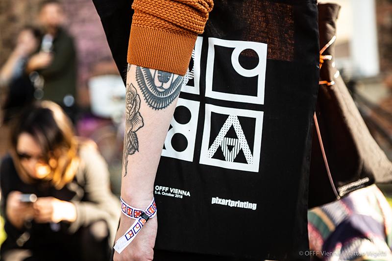Goodie bag – © Matteo Vegetti